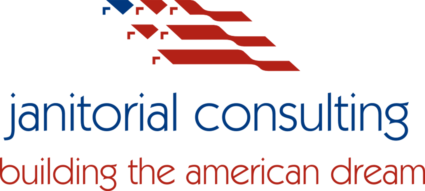 Janitorial Consulting - american dream logo